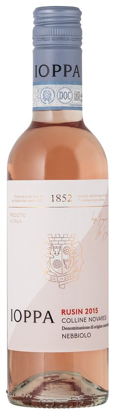 Ioppa Rusin Wine Label, Etiquette, Packaging Design, Spirit, Branding, Bottle, Drinks, Photo Illustration, Drinking