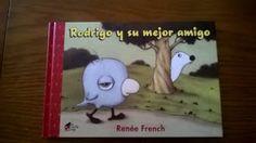 Cuando olía a vainilla: Club de lectura: Rodrigo y su mejor amigo.