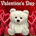 Valentine's Day is a day to celebrate love, the most beautiful feeling in the world. Lucky are those who are loved and cared for.