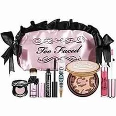 My favorite! I'm a little obsessed with Too Faced. It's all so pretty!