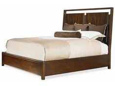 Century Furniture Bedroom Jinshi Headboard - Queen Size 5/0