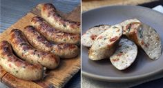 Learn how to make your own chicken sausages.  It is much easier then you think. Photo by Donna Turner Ruhlman.