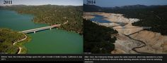 How Serious Is The California Drought?