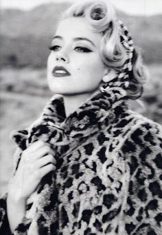 Amber Heard Guess Fall 2011