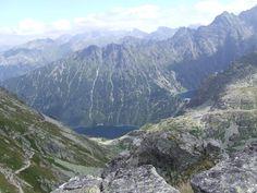 o górach