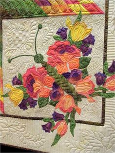 Quilt Inspiration: Fun in the Sun : Day 5 of the Arizona Quilters' Guild Show: