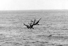 Military Aviation History — spread BOTH wings Navy Aircraft, Ww2 Aircraft, Aircraft Carrier, Military Aircraft, Air Fighter, Fighter Jets, Arsenal, Photo Avion, Aviation Image