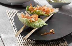 Recette - Salade croquante parfum d'Asie - Notée 5/5 par les internautes