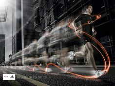 Project Fusion - Training System by adidas & Polar by Miika Kossi, via Behance