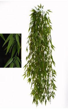 BAMBOU artificiel plast 80 et 105 cm Plantar, Nature, Plant Leaves, Herbs, Deco, Faux Plants, Olive Tree, Room, Naturaleza