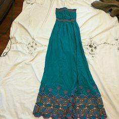 Twentyone cute summer dress Great condition twentyone Dresses Maxi