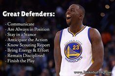 #Defense #Basketball