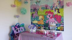 My Little Pony Friendship is Magic Party