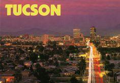 Tucson by Randy A Prentice