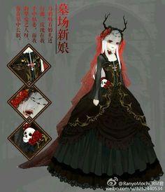 Nikki Black Costume