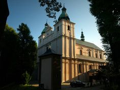 #Kościół Wniebowzięcia NMP w zespole klasztornym dominikanów, #BorekStary. #dominikanie