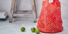 DIY zéro déchet : faire un sac filet au crochet