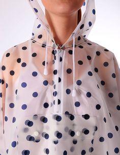 Raincoat  Women Rain Coat Poncho Hiking Bicycle Rainwear Women  Fashion Poncho Blue Dot Pattern-in Raincoats from Home & Garden on Aliexpress.com | Alibaba Group