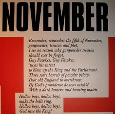 Guy Fawkes - Bonfire Night, a major British celebration Bonfire Night Guy Fawkes, Guy Fawkes Night, The Fifth Of November, March, Morris Dancing, Happy Guy, Everything Will Be Alright, England And Scotland, Geek Out