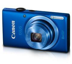 Camera Reviews, Fujifilm Instax Mini, Canon, Modern Design, Lens, Digital, Fall, Silver, Blue