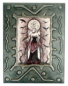 Dark Queen Fairy Journal