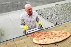 'Breaking Bad' Creator Wants Fans to Stop Throwing Pizzas on Walter White's House