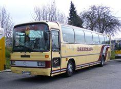 Barker Bus ( Barker ) . Roydon . Essex . WIW4749 ( ex ? ) . Bishop's Stortford Railway Station , Hertfordshire . Friday 30th-March-2012 . by...