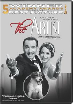 Valentine's Day movie!  The Artist – an academy-award winner in black and white – funny and charming: http://amzn.to/1SXCX4I  Hollywood 1927. George Valentin (Academy Award Winner Jean Dujardin) is a silent movie superstar. The advent of the talkies see him fall into oblivion. For young extra Peppy Miller (Berenice Bejo), major movie stardom awaits.   For more tips on how to organize a romantic French Valentine's Day, watch the French Possum video: https://youtu.be/ylQdAUjD3dY