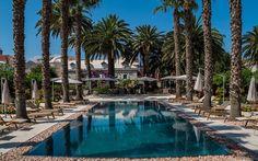 Hotel Lemongarden on island Brac (photo: Hotel Lemongarden/Amalas studio) Croatian Islands, Fishing Villages, Romantic Getaway, Beach Fun, Hotel Reviews, Best Hotels, Surfing, Europe, Places