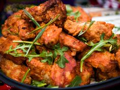 Home & Family - Recipes - Cristina's Buffalo Wings | Hallmark Channel