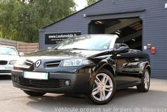 RENAULT MEGANE II (2) COUPE-CABRIOLET 1.5 DCI 105 EXCEPTION