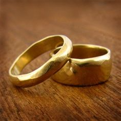 his & hers wedding band