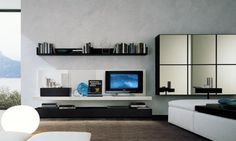 Home Theater Wall Units   -wall-units-for-your-home-–-modern-home-theater-entertainment-wall ...