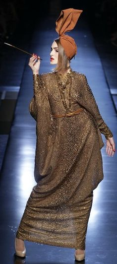 Couture Fall 2010 - Jean Paul Gaultier