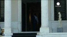 Ajetreado fin de semana para el primer ministro griego