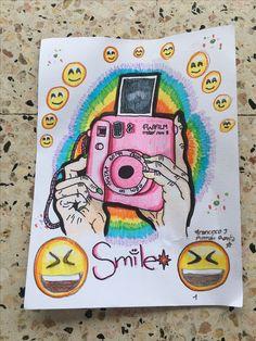 Drawing of camera
