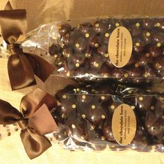 The chocolate barn, Shaftsbury, VT. A custom box of chocolates, handmade there, excellent.