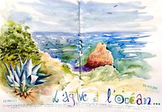 Watercolor sketching | Sketching adventures and watercolor exploration...