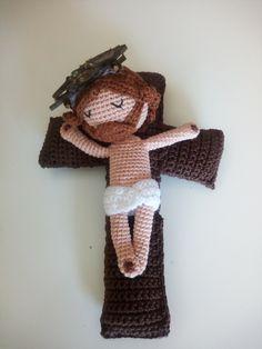 Crochet Dolls, Crochet Hats, Santa Ornaments, Sister Love, Crafty, Crisco Recipes, Etsy, Angeles, Christmas Ornaments