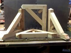 Gable bracket 51t2 pinterest in the corner planes and for Craftsman gable brackets