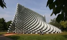 Serpentine pavilion and summer houses review – Dane's design stacks up well | Art and design | The Guardian