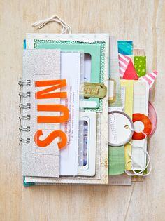 Tuto de Stéphanie Dagan pour Crate Paper http://crate.typepad.com