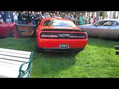 Listen to the 2015 Dodge Challenger SRT Hellcat and Fall in Love (Video)