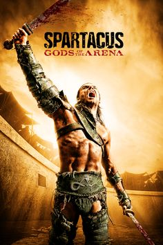 spartacus (I am aware that this show has many sexual and gory things in it, but that's not why I'm into the show. The story, characters and the writing's so amazing. It had me hooked from the beginning)