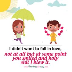 contact us at www.weddinganditaly.com Romantic Quotes, Falling In Love, Family Guy, Fictional Characters, Fantasy Characters, Romance Quotes, Griffins