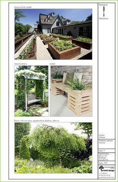 Сад про запас в Лебяжьем (Р-23) | Дизайн ландшафта и интерьера | Яринич Дизайн | Проекты ландшафта