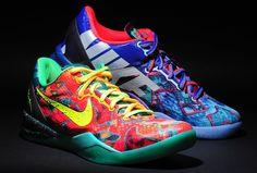 "Nike Kobe 8 ""What the Kobe"" | KicksOnFire.com"
