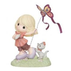Shop for anniversary gifts, wedding gifts, and many other figurines, sculptures and ornaments at Precious Moments. Precious Moments Quotes, Precious Moments Figurines, Kittens Playing, Cats And Kittens, Blow Up Beds, Collectible Figurines, My Precious, My Spirit, Beautiful Family
