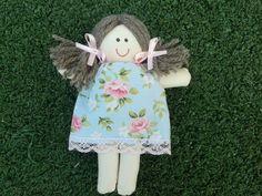 Mini boneca de Pano