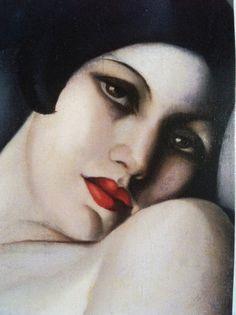 Tamara De Lempicka, Le rêve, 1927